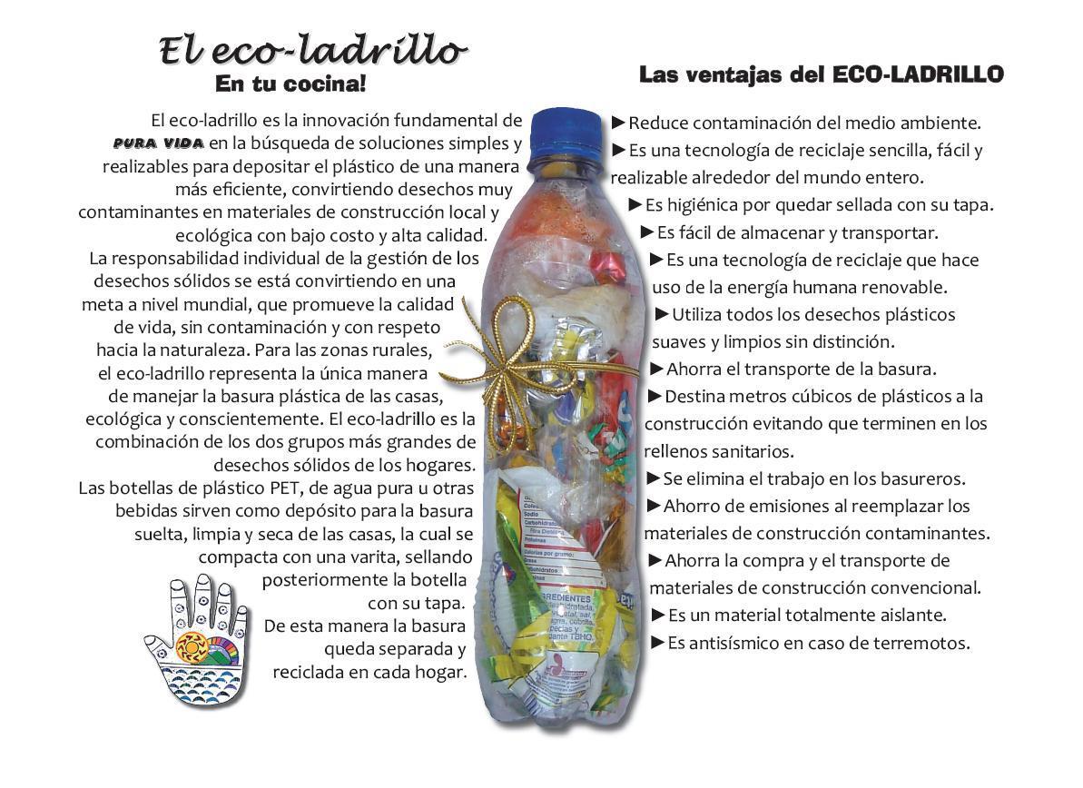 Eco Ladrillo