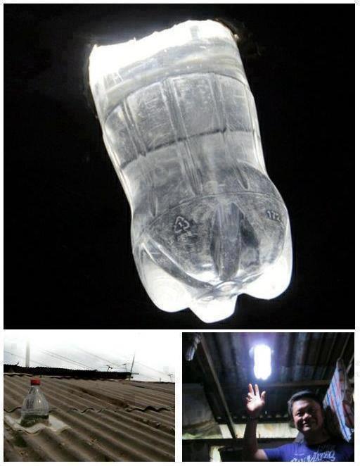 """""""Un litro de luz"""""""