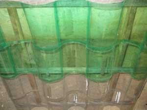 Cómo hacer un tejado con botellas PET