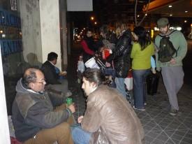 Recorridas Nocturnas Zona Tribunales - CABA - Buenos Aires