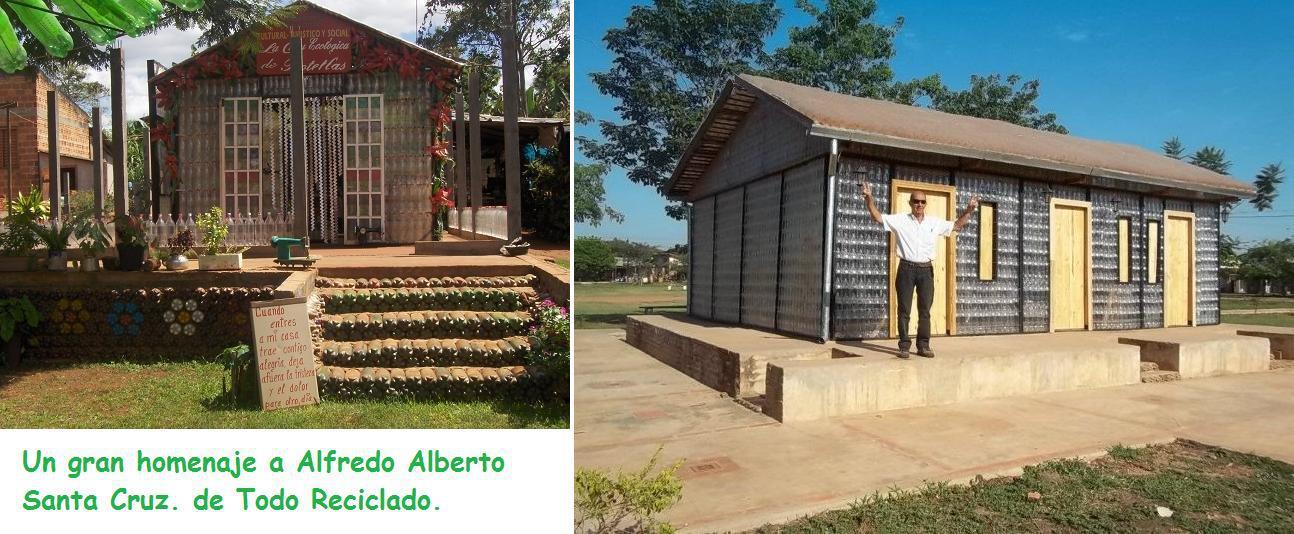 La Casa Ecológica de Puerto Iguazú