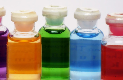 Prepara tu propio perfume ecológico.