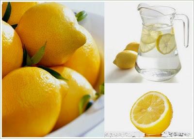 Los limones alcalizan la sangre y los tejidos.