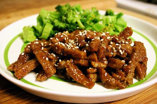 """Seitán """"carne vegetal"""", hecho en casa por 2 euros"""