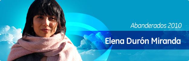 Elena Durón Miranda - Creó Proyecto PETISOS: Erradica el trabajo infantil