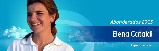 Elena Cataldi - Equinoterapia de Azul | Discapacidad: equinoterapia | Salta