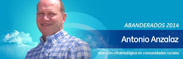 Antonio Anzalaz - FUNDANOA | Oftalmología en zonas de riesgo | La Rioja