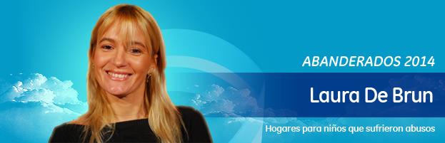 Laura De Brun - Hogares ConVivencias | Hogares para niños y adolescentes que sufrieron abusos | La Matanza, Provincia de Buenos Aires