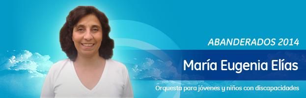 María Eugenia Elías -  ONEMEN | Orquesta para jóvenes con discapacidades | Godoy Cruz, Mendoza