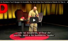 Mark Bezos: una lección de vida de un bombero voluntario