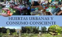 Mapa de Huertas Urbanas Comunitarias y Ferias de Comercio