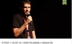 IV FEST // 20.05.16 // DINO FELDMAN // MAGIA EN EL CAMINO