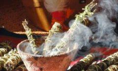 Sobre el humo Y el Sahumar…